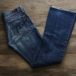 Citizens of Humanity Jeans - #001 Kelly Boot Cut
